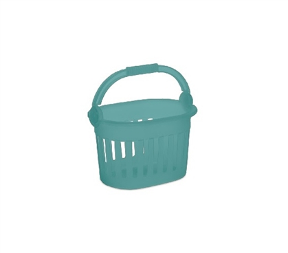 Dorm Shower Caddy - Teal College Supplies Must Have Dorm Items
