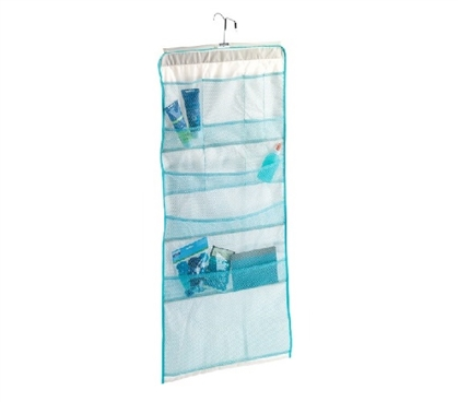 College Supplies Over The Door Hanging Dorm Organizer
