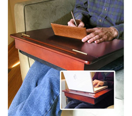 Makes Laptop More Portable - Vintage Style LapDesk - Dorm Accessory