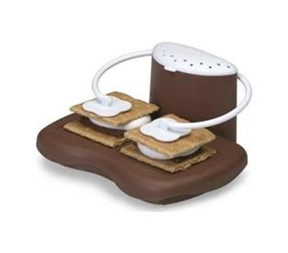 Make Great Desserts - S'Mores Maker - Fun Dorm Item
