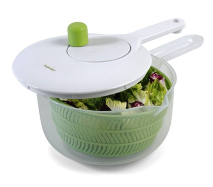 Have A Healthy Dorm Meal - Salad Spinner - Great For Salad Lovers
