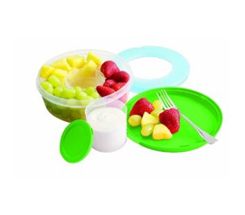 Convenient And Fun Dorm Item - Fruit & Veggie Bowl - Great Healthy Eating At College