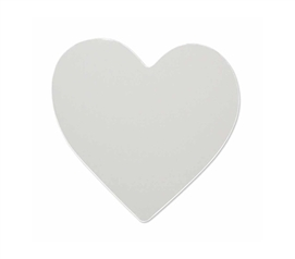 Heart Mirror - Peel N Stick Dorm room decoration