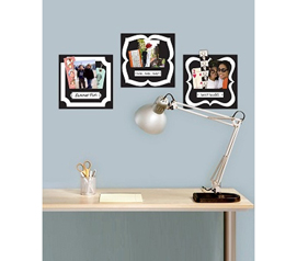 Frame Photos - Stickr Pockets (Set of 3) - Cool Dorm Wall Decor