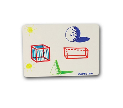 "11"" x 16"" Dry Erase Board - Dorm Essentials Product - Cool Dorm Item"