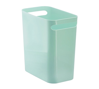 Compact Trash Can - Mint
