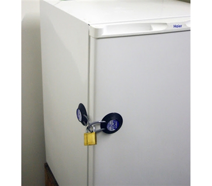 Don't Let Roommates Take Food - Easy-Lock Fridge Lock - Keep Food Safe