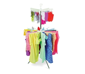 2 Tier Dorm Drying Rack College Supplies Must Have Dorm Items