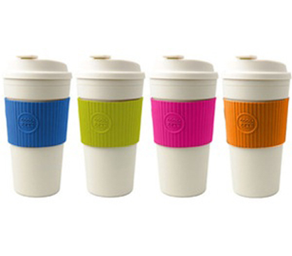 ECO 2 GO Coffee Cup - 19oz College Stuff