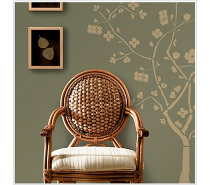 Cherry Blossom Tree - Peel N Stick College Dorm Decor