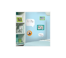 Creative and Fun Dry Erase - Talking Bubble Notepads - Perfect For College