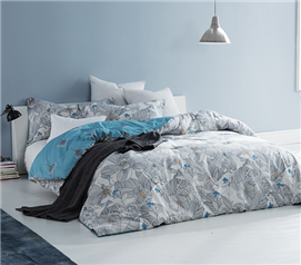 Splash Twin XL Comforter Set Dorm Bedding Must Have Dorm Items