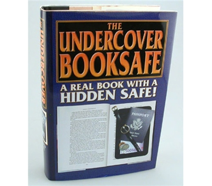 Diversion Book Safe Dorm security product