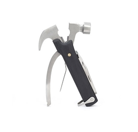 Wood Multi Function Hammer Tool - Black College Supplies Must Have Dorm Items