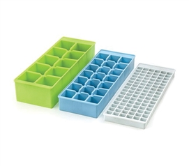 Stackable Ice Trays - Set of 3