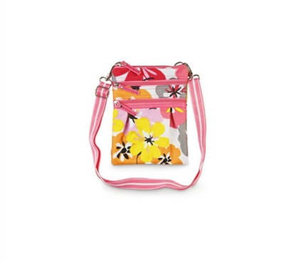Cotton Blossom Crossbody Bag - Dorm Shopping For College Girls