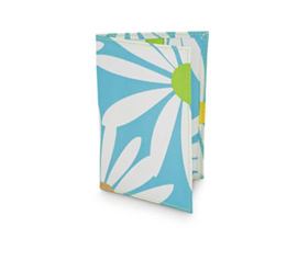 Great Decoration - Classic Daisy Passport Cover - Dorm Shopping Travel Needs