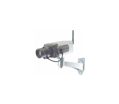 Dummy Camera with Zoom Lens & Motion Detector