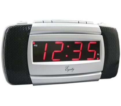SUPER LOUD LED Digital Alarm Clock for College