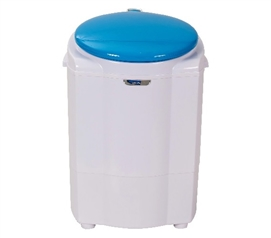 Mini Washing Machine - Blue Dorm Essentials College Supplies Must Have Dorm Items