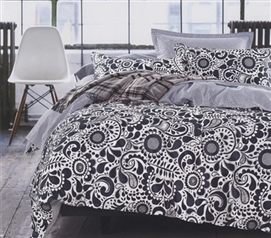 Caprice Twin XL Comforter Set Dorm Bedding Dorm Essentials College Supplies