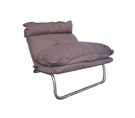 The LUX Lounger Sofa (Limited Edition - by College Ave) - Brown