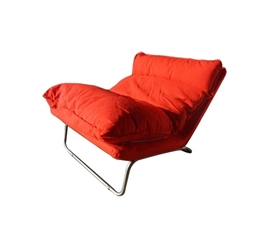 The LUX Lounger Sofa (Limited Edition - by College Ave) - Red