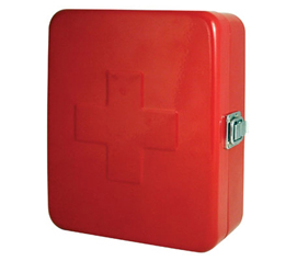 Essential Dorm Supply - First Aid Storage Box - Safety Comes First