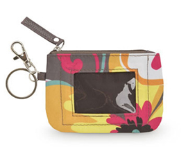 Pretty Pattern - Chocolate Rain Forest Student ID Case - Don't Lose Your ID