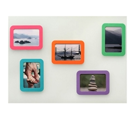 Reusable Adhesive Picture Frame