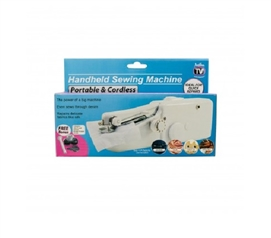 Handheld Cordless Sewing machine Amazing Dorm Product