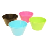 College Life Essential - Plastic Bowls (3 Pack) Kitchen Necessity