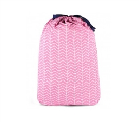 Vortex Pink - College Laundry Bag