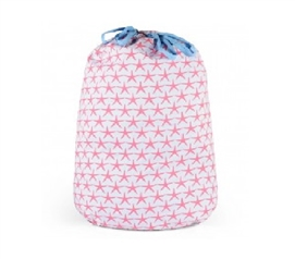Starfish Pink - College Laundry Bag