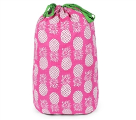 Pineapple Pink - College Laundry Bag