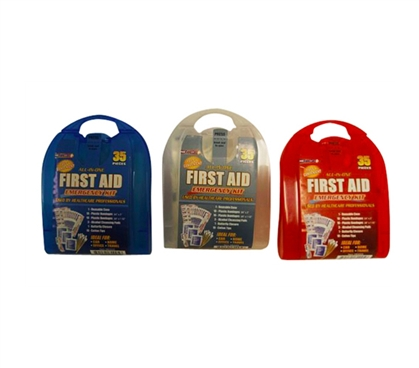 A Must For Dorm Life - The College Be Prepared First Aid Kit - Always Good To Be Safe