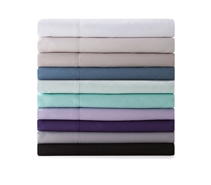 Microfiber Twin XL Bedding Sheets - College Bedding Sheet Set Dorm Essentials College Supplies