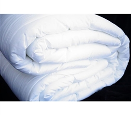 White Is Easy To Match - 300TC Cotton Twin XL Comforter - College Ave - Make Your Dorm Bedding Comfy