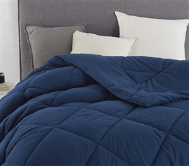 Dorm Bedding Nightfall Navy Twin XL College Comforter Dorm Essentials Extra Long Twin Comforter