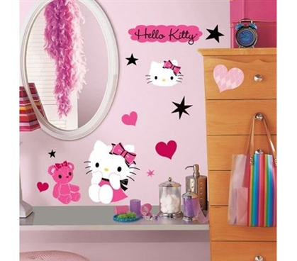 Peel N Stick - Hello Kitty Collection Decals