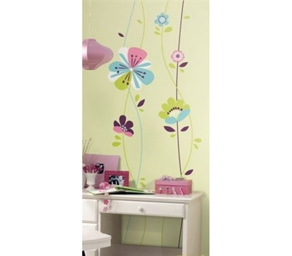 Peel N Stick - Sugar Blossom Giant Decal
