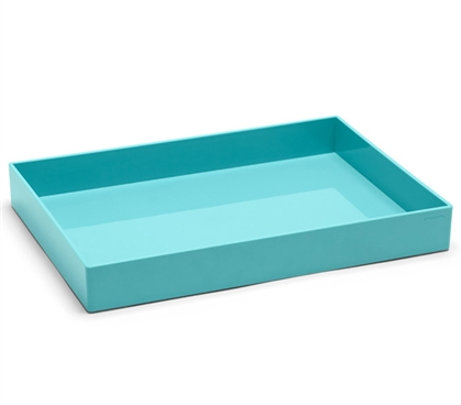Accessory Tray - Large - Aqua Dorm Essentials Dorm Room Decorations Dorm Room Decor Dorm Organization