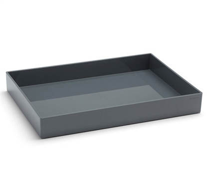 Accessory Tray - Large - Dark Gray