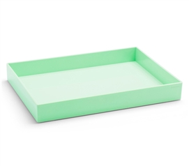 Accessory Tray - Large - Mint Dorm Essentials Dorm Room Decor