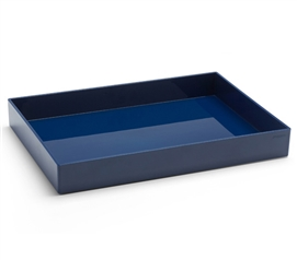 Accessory Tray - Large - Navy