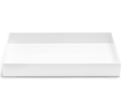 Accessory Tray - Large - White