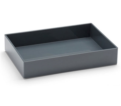 Accessory Tray - Medium - Dark Gray