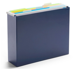 File Box - Navy