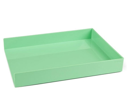 Single Letter Tray - Mint