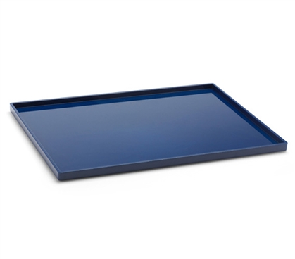 Slim Tray - Large - Navy